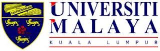 Jawatan Kosong Universiti Malaya (UM) - 07 Disember 2012