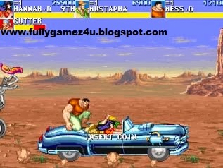 Download Free Cadillacs AND Dinosaurs Game 100% Working Game
