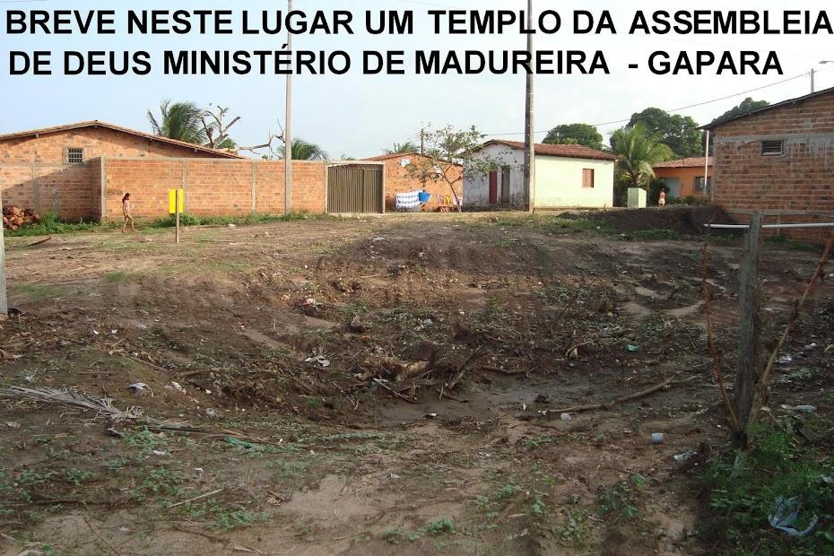 IGREJA ASSEMBLEIA  DE DEUS MINISTÉRIO DE MADUREIRA