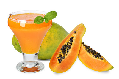 How to lose weight with papaya
