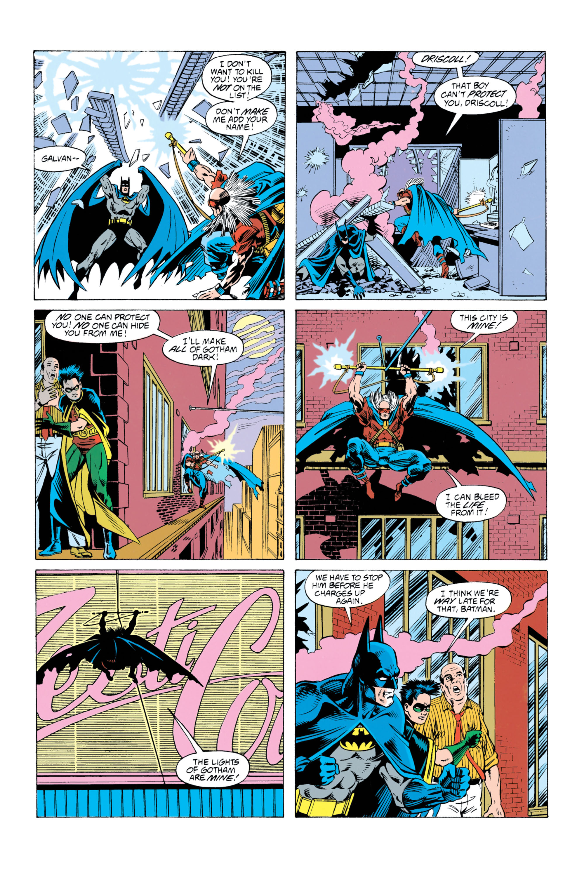Detective Comics (1937) Issue #645 Page 21