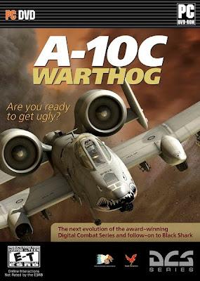DCS: A 10C Warthog   PC ano 2011