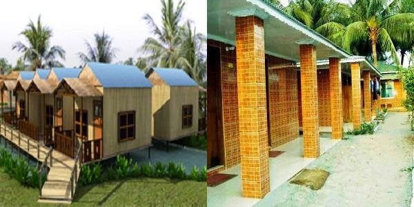 Top resorts in Saint Martin Island, Cox's Bazar