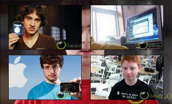 6 Hacker Remaja yang paling Menggemparkan Dunia