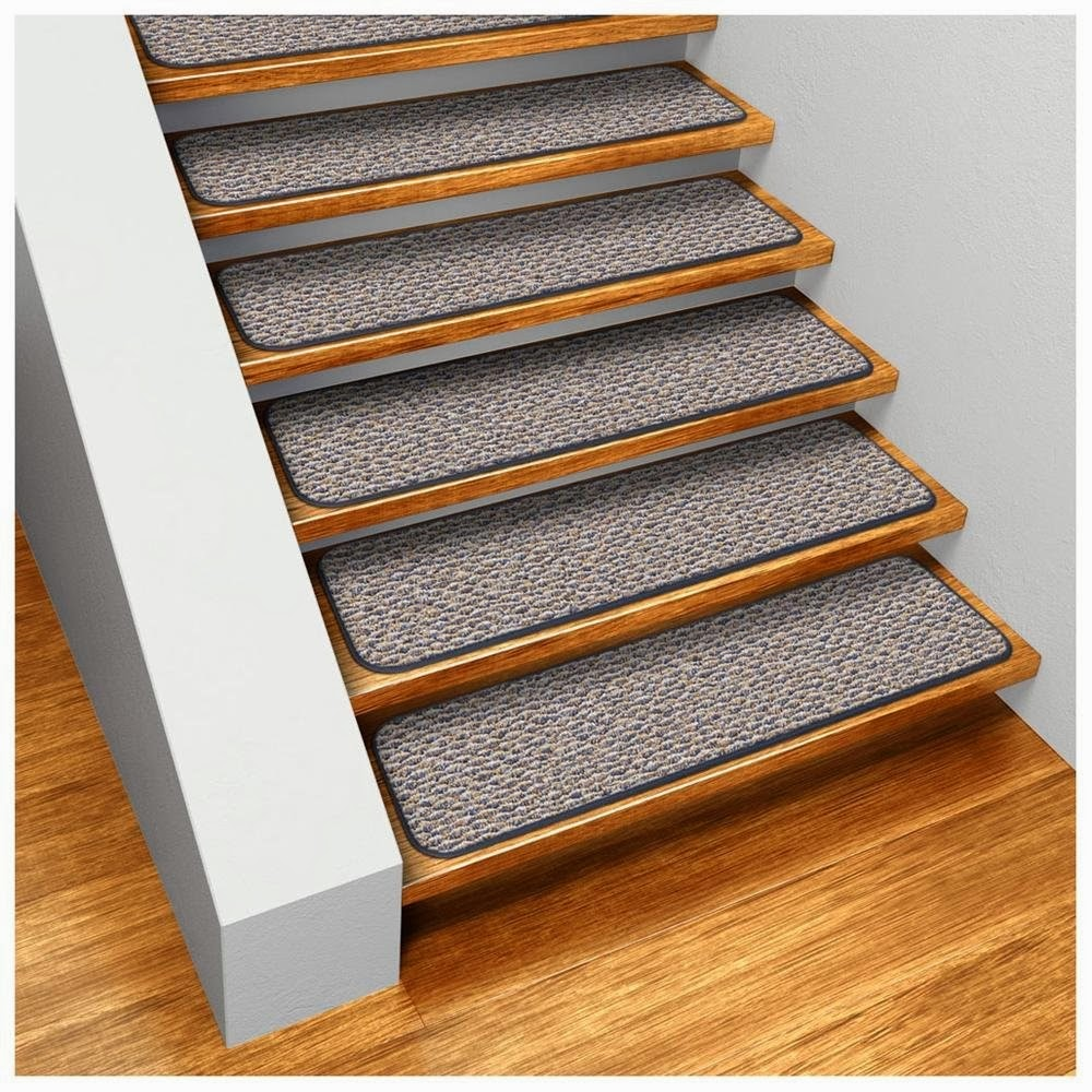 Install Carpet On The Stairs