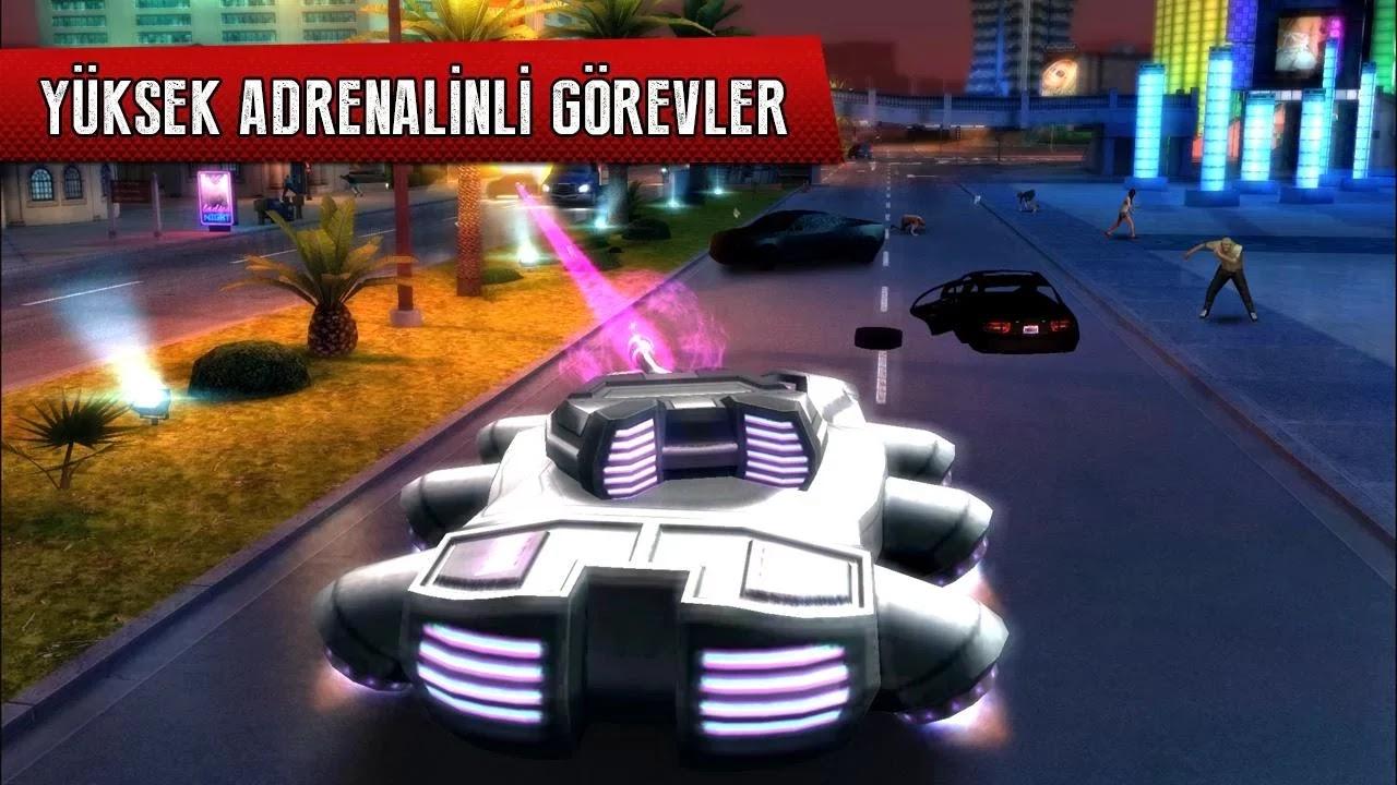 Gangstar Vegas v1.5.0 Apk+Data Mod