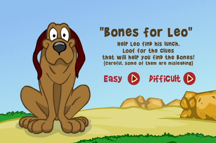 Kids Game : Leo Maze