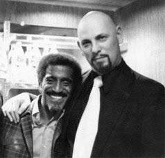 Anton Lavey & Sammy Davis, Jr.