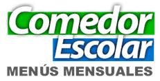 MENUS COMEDOR