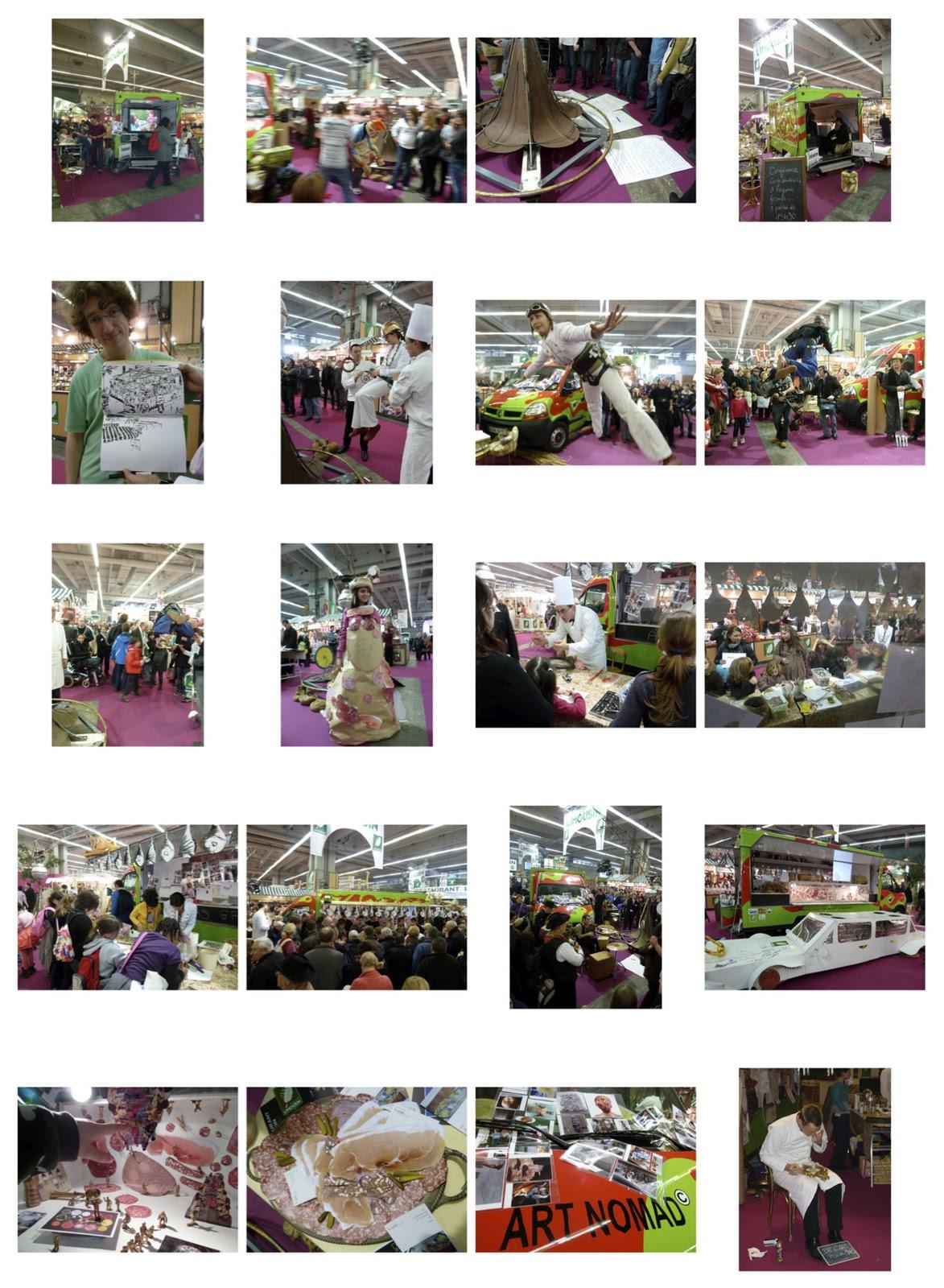 En direct du salon international de l 39 agriculture les premi res images - Le salon de l agriculture en direct ...