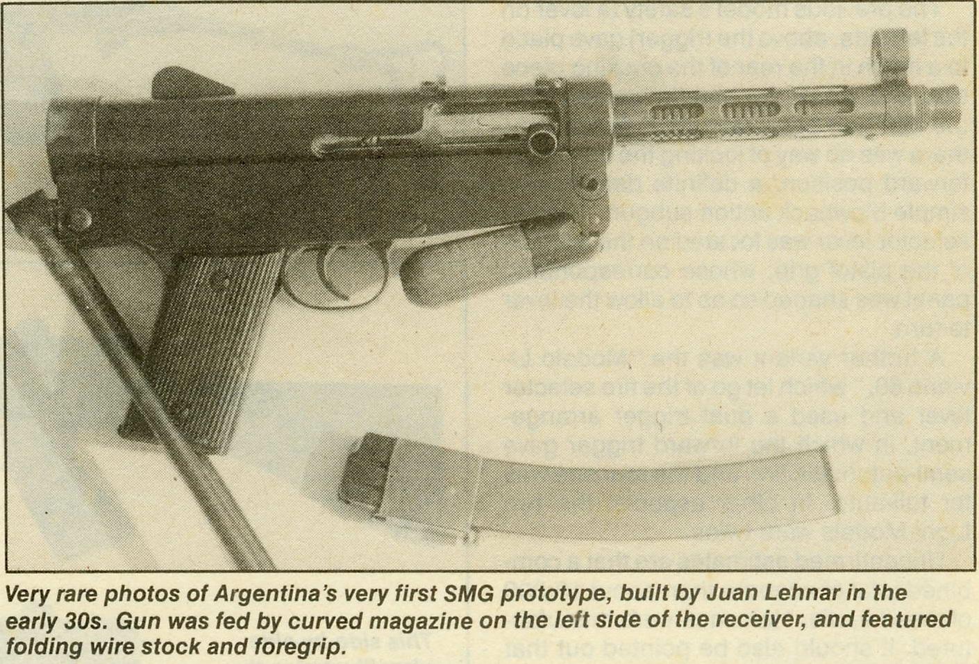 Armas Argentinas | Fabricas del pais