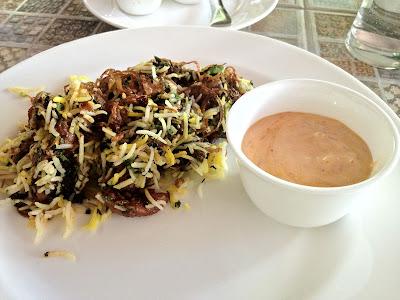 Mutton Biryani at Kababish Pune