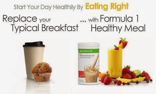 herbalife start your day by eating right. Black Bedroom Furniture Sets. Home Design Ideas