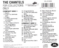 The Chantels Some Tears Fall Dry Thats Why Youre Happy