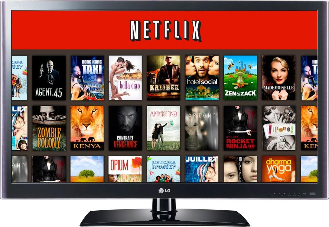 motivos para assinar, Netflix
