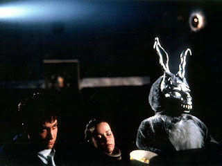 Donnie Darko, cinema scene, Frank, conejo,