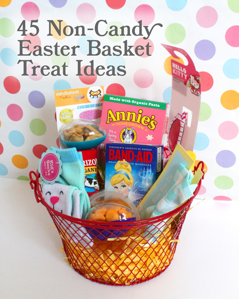 45 Non Candy Easter Treats For Lil Kids