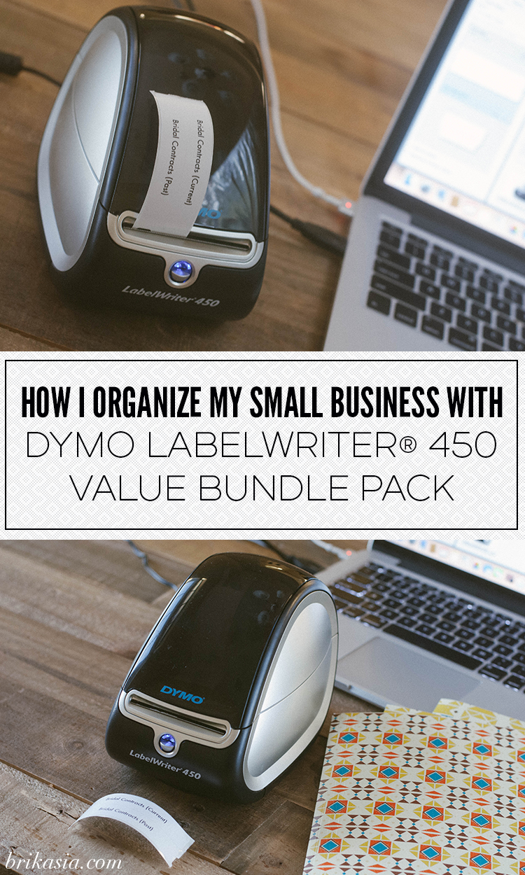 how to organize small business, makeup storage tips, dymo labelwriter 450 review