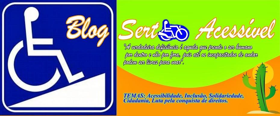 Blog Sertão Acessível