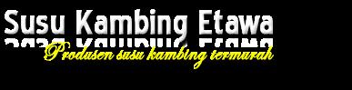Produsen Susu Kambing Etawa Golden Goat