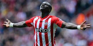 Mane record holder Southampton to Europe