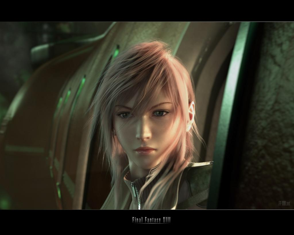 Final Fantasy HD & Widescreen Wallpaper 0.677053697524524