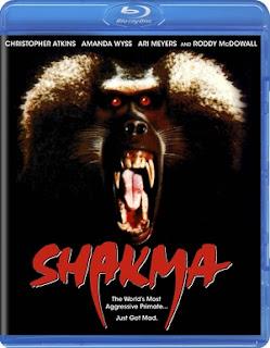 Shakma Blu-ray