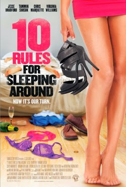 10 Rules for Sleeping Around 2014 poster