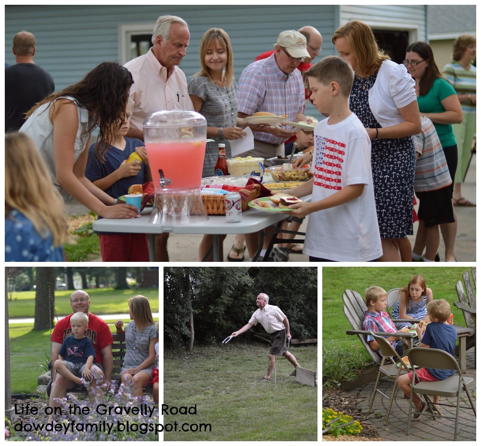 4th july picnic