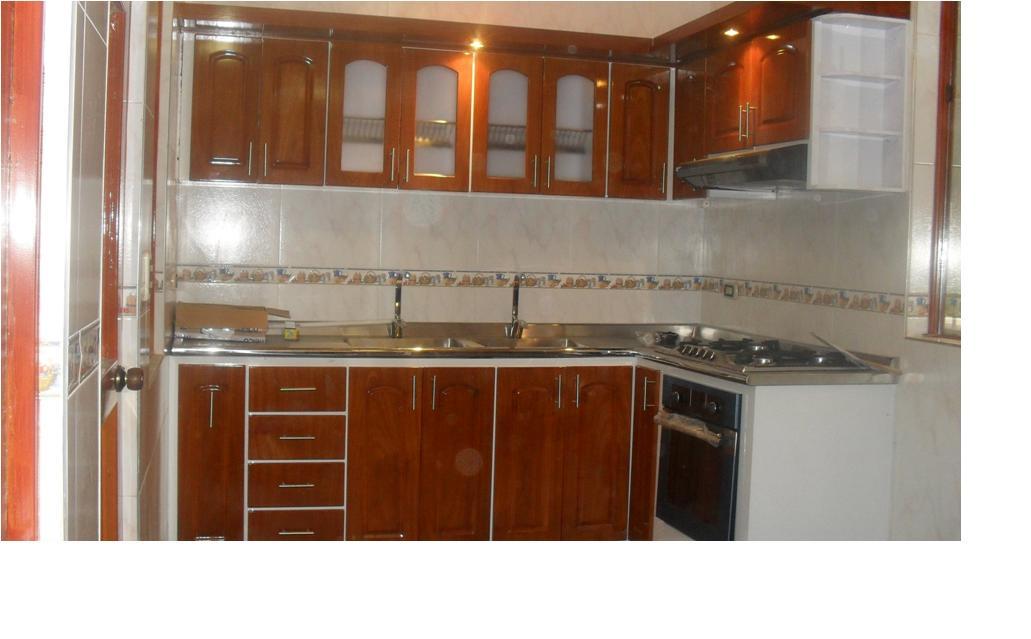 Cocinas integrales cocina puertas mdf imitaci n madera - Puertas para cocinas integrales ...