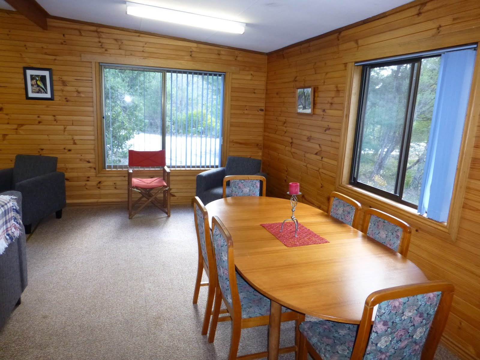 Banksia Cottage at Eagles Rise, Sisters Beach, Tasmania