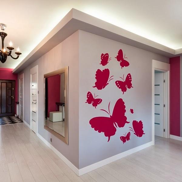 Papel pintado vinilos modernos - Papel pared barcelona ...
