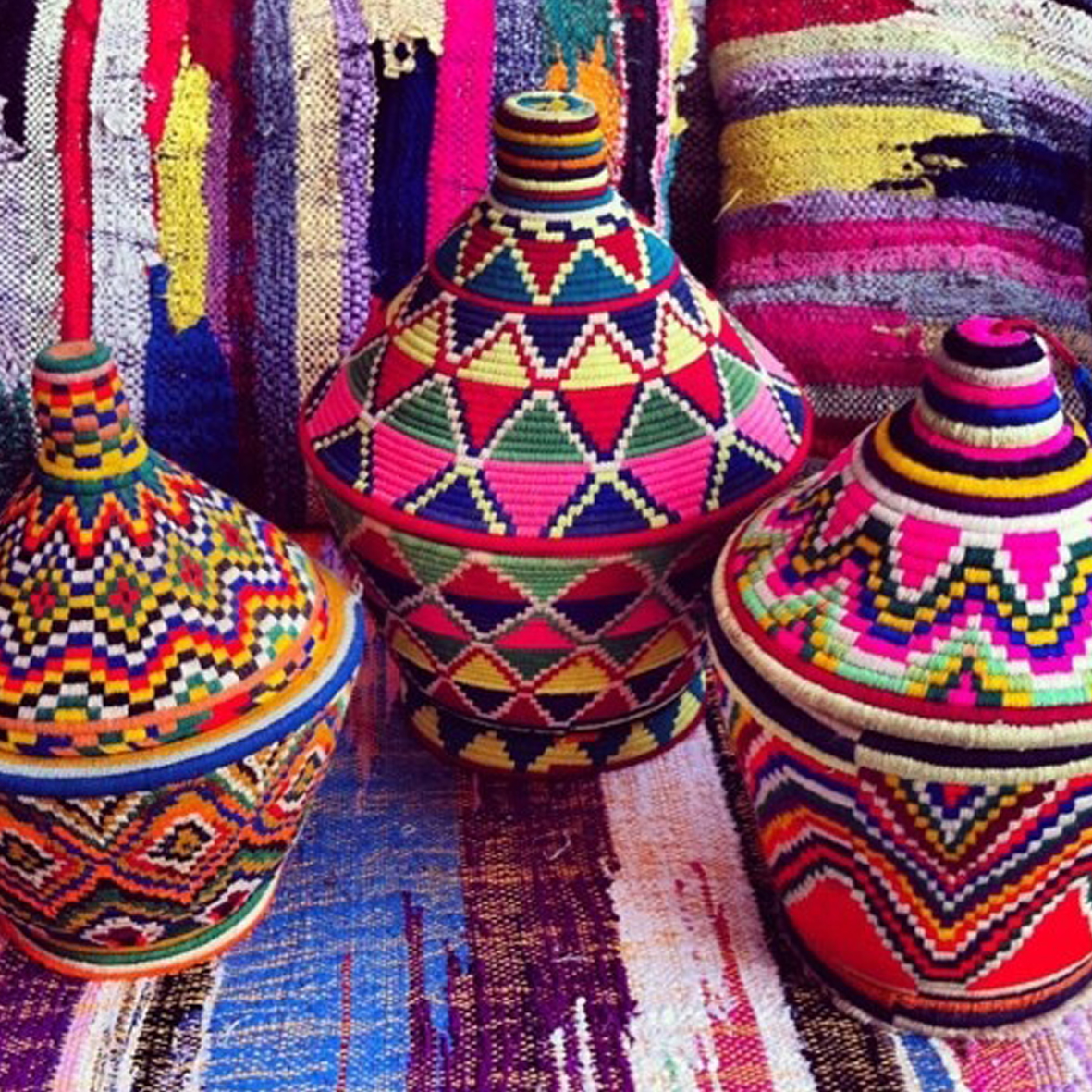 Basketry In Art : Iheartprintsandpatterns african basket weaving