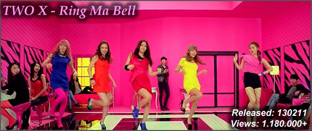 Two X Ring Ma Bell