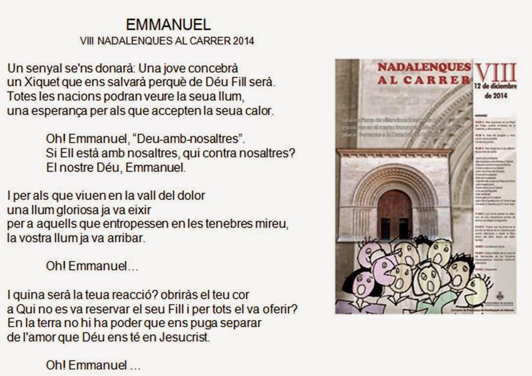 Letra de EMMANUEL