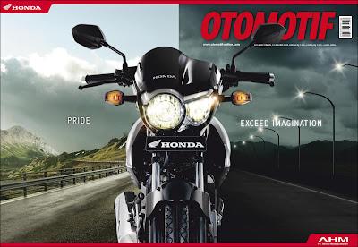 Sejarah Honda Tiger di Indonesia
