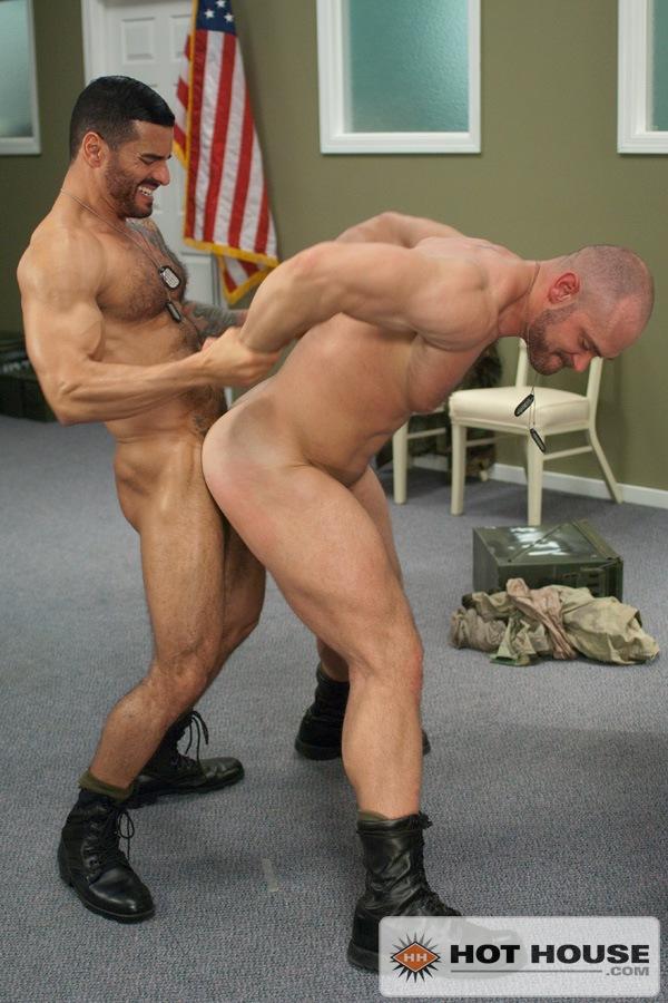 gay porno special army