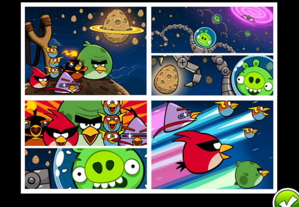 Angry Birds Space for ipod Angry Bird Space is now available for download