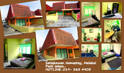 Setiakawan Homestay, Melaka.