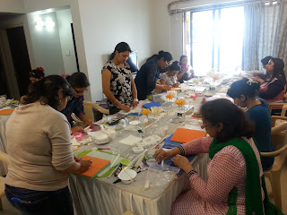 Cake Decorating Classes In Pune : Cake Expressions & Sugarcraft: June 2015