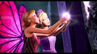 Gambar Barbie Mariposa terbaru