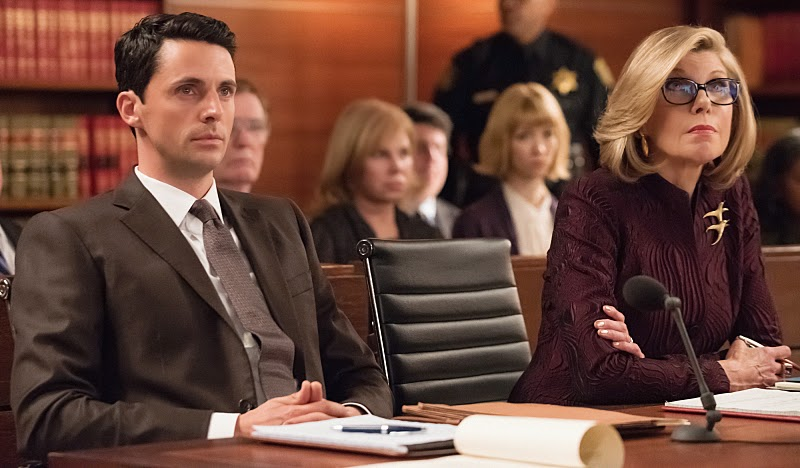 The Good Wife - Episode 6.15 - False Feed - Promotional Photos