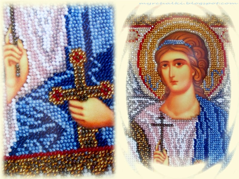 икона бисером вышивка