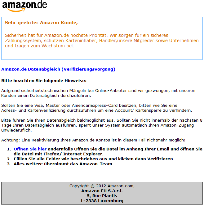 paypal datenabgleich