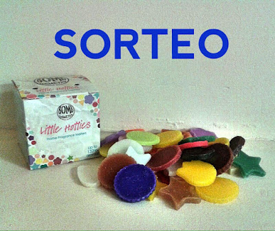 sorteo, sin aditivos, bomb cosmetics, little hotties