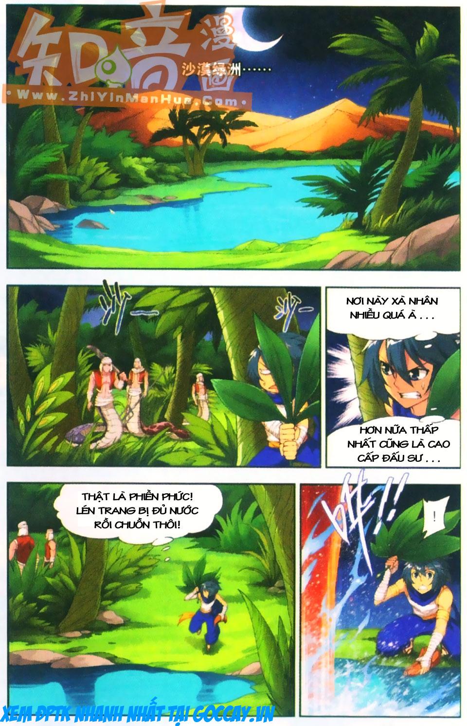 Đấu Phá Thương Khung chap 45 page 4 - IZTruyenTranh.com
