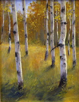 """Fall Aspen"" - For sale - Contact Warren"