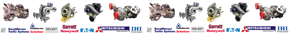 TURBOCHARGERS-AUTOMOTIVE