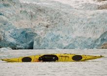 Glacier balance brace