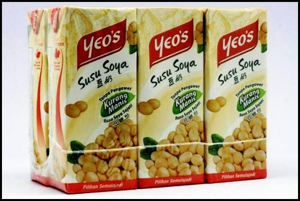 Pengikat Kasih Sayang... Yeo's Pilihan Semulajadiku!